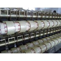 China OPP / Cellophane adhesive tape slitting machine 25.4 - 76.2mm I.D. of paper core on sale