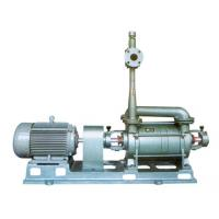 China 2SK Type Two Stage Liquid Ring Vacuum Pump 380V/440V1460rpm Rotary Speed on sale