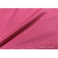 China Cotton Touch Activewear Knit Fabric Durability Wicking Moisture For Run Yoga Clothing wholesale