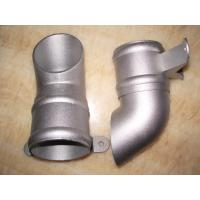 China Tolerance CT8 Cast Aluminum Gutters Mill Finished Treatment With Die Casting on sale