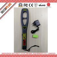 China High Accuracy Hand Held Metal Detector SPM-2009 Airport Security Check Scanner wholesale