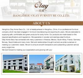 Hangzhou Olay furniture co.ltd