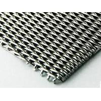 China Stainless Steel Reverse Dutch Weave Wire Cloth Good Tensile Toughness wholesale