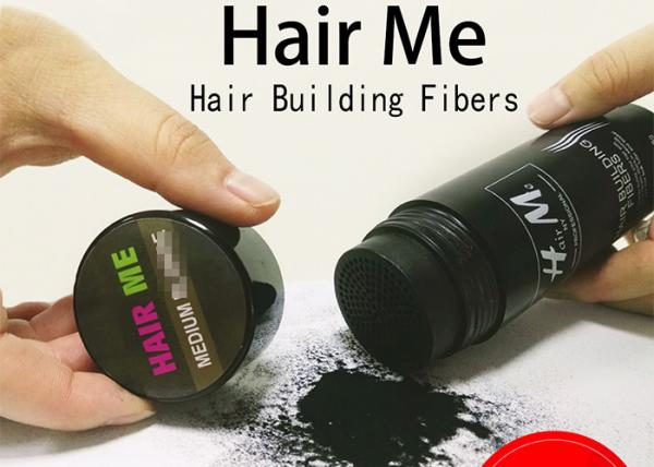 Quality Guwee Number 1 hair essentials hair growth treament best Natural Hair Building Fiber private label accepted for sale