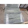 China High Density Polished Emeral Green Granite Tile Multicolor Granite Floor Tiles wholesale