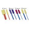 China Accessoires de peinture d'art peignant le rouleau de mousse d'outils pour la taille d'A B C D quatre et coloré wholesale