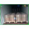 China 白いボール紙のペーパー シート、128gsm 157gsm 170gsmの光沢のあるアート ペーパー ロール wholesale