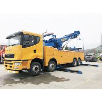 China 60T Heavy Crane arm for truck,60T Rotary Crane for Mexico wholesale