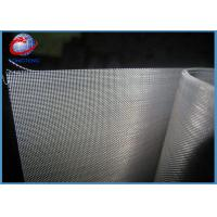 Buy cheap 304 Flexible Fine 300 Micron Stainless Steel Wire Mesh , Diameter 0.025-0.4mm from wholesalers