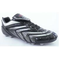 China black/silver donmax brand  football shoes,stylish soccer boots,European Cup men