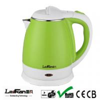 China cool touch stainless steel tea pot water kettle on sale