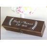 China hot sale custom design wine gift box wooden box wine box for sale wholesale