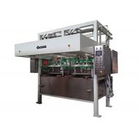China PLC Controlled Automatic Pulp Molding Machine For Recyclable Industrial Package wholesale