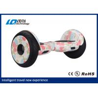 China Fashionable Off Road Self Balancing Board , Two Wheel Balancing Electric Scooter wholesale