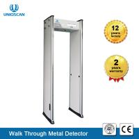 Buy cheap 6 detecting zones and economic Multi Zone Metal Detetctor for Electronic Factory from wholesalers
