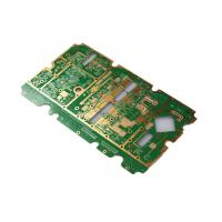 Buy cheap 8 Layer Rogers PCB High Frequency Hybrid Pcb Design And Fabrication from wholesalers