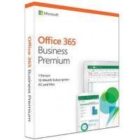China 1 User Microsoft Office 365 Business Premium , Office 365 Licence 1 Year Lifetime Key wholesale