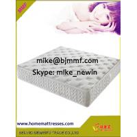 China 2015 sleep well bonnell spring mattress with compressed package wholesale