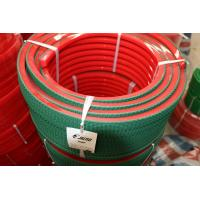 China Corrugated Belt PU Vee Super Grip Belt with Top Green PVC Surface wholesale