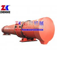 Buy cheap Mill scale rotary drum dryer with excellent fabrication from wholesalers