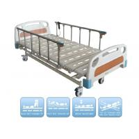 China 250kg Electric Nursing Bed Optional Headboard Color Adjustable Height Stainless Steel wholesale