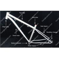 China Titanium Bike Brame, Titanium Handle Bar,Titanium Bike Fork, Titanium Road Frames,Titanium Mountain Frames, wholesale