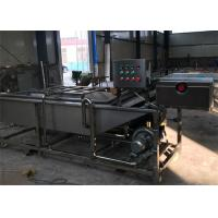 China Frozen Fish Thaw Machine Fish Canning Production Equipment with ISO Certification wholesale