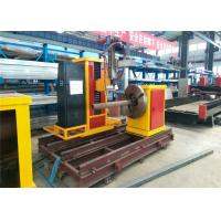 China Fully Automatic CNC Pipe Cutting Machine With 3000mm Effective Cutting Length wholesale