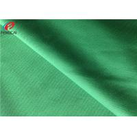 China Tricot Warp Knitted Plain Mercerized Stretch Polyester Fabric Cloth For Sportswear on sale