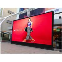 China P3.91/ P4.81 Outdoor Rental LED Display Advertising Full Color 500*500mm Size wholesale