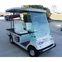 China 2 Seats Electric Golf Carts 150cc Easy Go Golf Cart Four Stroke Single Cylinder Air Cooled on sale