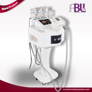 China 10.4 Inch 40KHZ RF Beauty Equipment Vacuum Cavitation Multipolar wholesale