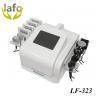 China 4 in 1 Cavitation RF Lipolaser / 650nm Lipolaser Slimming Machine/ Lipo Laser Fat Burning Machine wholesale