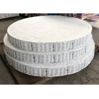 China Round Mattress Spring Unit Circel Shape Bed Spring Special for Theme Hotels Bonnell Pocket Continue Spirngs wholesale