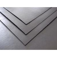 China TF Standard Industrial Grade Tanged Graphite Sheet With Insert Tin Plate , Width 1530mm wholesale
