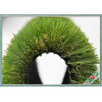 China Garden Outdoor Synthetic Turf / Artificial Grass 9600 Dtex For House Decoration wholesale