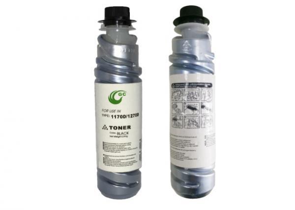 Quality MP1270D Compatible Ricoh Aficio 1515 Toner 230g SGS Black Color Powder for sale