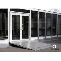 China Stable Aluminum Window And Doors For Temporary Outdoor Tents Warehouse wholesale