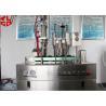 China Saco semiautomático na rendimento elevado controlado do PLC da máquina de enchimento do pulverizador de aerossol da válvula wholesale