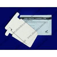 China Zebra card printer TPCC-TS-ZXP3-156 Cleaning Kit cleaning card on sale
