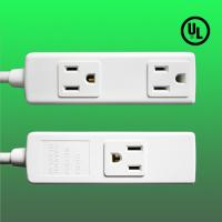 China 3outlet US power extension cord on sale