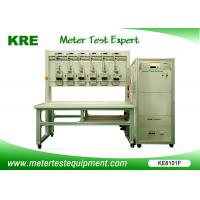 China Watt Hour Calibration Test Bench , 6 Positions Electric Meter Testing Equipment wholesale