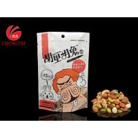 Custom Order Stand Up Pouches / Snack Packaging Bags with Aluminum Foil