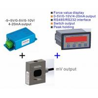 load cell with amplifier