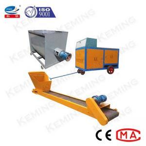 China 12m3/H Block Making Foam Concrete Pump With Mixer wholesale