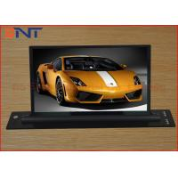 China Ultra Thin Automatic LCD Monitor Lift With 21.5 Inch Retractable Screen wholesale