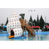 China Family Aqua Park Resorts Swimming Pool Commercial Water Slide For Kids Water Park wholesale