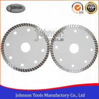 China Super Thin Turbo Diamond Cutting Blades For Tiles HS Code 82023910 wholesale