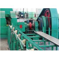 China Seamless Stainless Steel Pipe Making Machine , Three Roller Pipe Cold Rolling Mill wholesale