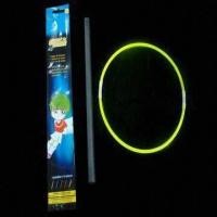 China Flashing Glow Stick, Made of Chemical Fluid, Suitable for Vocal Concert, Party and Saloon wholesale